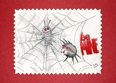 Be Mine, Said the Spider to the Fly