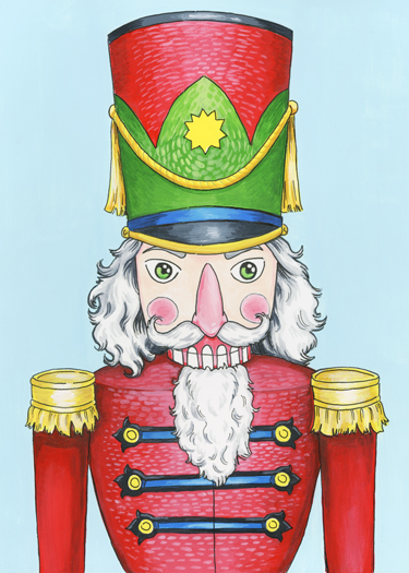 Nutcracker #2 by Sonya Andrews
